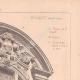 DETAILS 03 | Theater - Fougères - Pediment - France (J. Laloy)