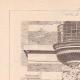 DÉTAILS 01 | Hotel de Ville - Porte du Beffroi - Loos - France (L. Cordonnier architecte)