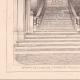 DETAILS 03 | City Hall - Stairs - Bône - Algeria (M. Toudoire)