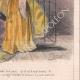 DÉTAILS 04 | Caricature - Algérie - Moeurs Algériennes - Mon tigre à le spleen