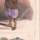 DETAILS 04 | Caricature - Algeria - Algerian Mores - So you are a date seller