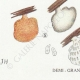 DÉTAILS 03 | Mycologie - Champignon - Hexagona Pl.162
