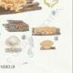 DETAILS 06 | Mycology - Mushroom - Calocera - Dacrymyces Pl.241