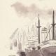 DETAILS 02 | Ships in the port of Antwerp - Belgium (Ketty Muller)