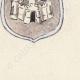 DÉTAILS 07 | Anvers - Belgique - Cul-de-lampe - Antverpia Mater Artium et Mercatorum 24/26