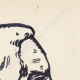 DETAILS 03 | Portrait of Robespierre (Ketty Muller)