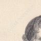 DETAILS 01   Portrait of Victor Hugo, young (Ketty Muller)