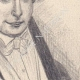 DETAILS 05   Portrait of Victor Hugo, young (Ketty Muller)