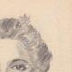 DETAILS 04 | Portrait of Louise Henriette of Bourbon, Duchess of Orléans (Ketty Muller)