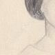 DETAILS 02 | Portrait of Léopoldine Hugo, daughter of Victor Hugo (Ketty Muller)