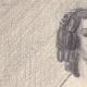 DÉTAILS 01 | Portrait de Adèle Foucher, épouse de Victor Hugo (Ketty Muller)