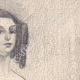 DÉTAILS 04 | Portrait de Adèle Foucher, épouse de Victor Hugo (Ketty Muller)