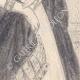 DÉTAILS 06 | Portrait de Adèle Foucher, épouse de Victor Hugo (Ketty Muller)