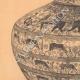 DETAILS 02 | Greek vases - Oenochoe - VIIth Century (Rome)