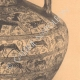 DETAILS 04 | Greek vases - Oenochoe - VIIth Century (Rome)