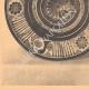 DETAILS 03 | Greek vases - Cup - Platter - VIIth Century (Rhodes)