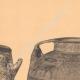 DETAILS 02   Greek vases - Kraters - Aristonothos - VIIth Century (Etruria)