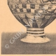 DETAILS 03   Greek vases - Kraters - Aristonothos - VIIth Century (Etruria)