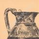 DÉTAILS 01 | Vases grecs - Oenochoé Chigi - VIème Siècle (Formello)