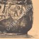 DÉTAILS 06 | Vases grecs - Oenochoé Chigi - VIème Siècle (Formello)