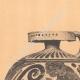 DÉTAILS 01 | Vases grecs - Aryballes corinthiens - VIIème Siècle (Tanagra)
