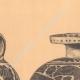 DÉTAILS 02 | Vases grecs - Aryballes corinthiens - VIIème Siècle (Tanagra)