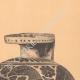 DÉTAILS 05 | Vases grecs - Aryballes corinthiens - VIIème Siècle (Tanagra)