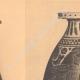 DETALLES 02   Jarrones griegos - Enócoe y Alabastrón coríntio - Siglo VII (Tanagra)
