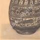 DETALLES 03   Jarrones griegos - Enócoe y Alabastrón coríntio - Siglo VII (Tanagra)