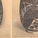 DETALLES 04   Jarrones griegos - Enócoe y Alabastrón coríntio - Siglo VII (Tanagra)