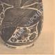 DETALLES 06   Jarrones griegos - Enócoe y Alabastrón coríntio - Siglo VII (Tanagra)