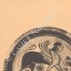 DETAILS 01 | Greek vases - Platters - VIth Century (Rhodes)