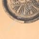 DETAILS 03 | Greek vases - Platters - VIth Century (Rhodes)
