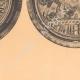 DETAILS 04 | Greek vases - Platters - VIth Century (Rhodes)