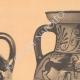 DETAILS 02 | Greek vases - Ionian and Etruscan-Ionian Amphora - Centaur - VIth Century