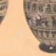 DETAILS 04 | Greek vases - Ionian and Etruscan-Ionian Amphora - Centaur - VIth Century