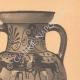 DETAILS 05 | Greek vases - Ionian and Etruscan-Ionian Amphora - Centaur - VIth Century