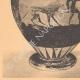 DÉTAILS 03 | Vases grecs - Amphores corinthienne et étrusco-ionienne - VIème Siècle (Italie)