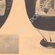 DÉTAILS 04 | Vases grecs - Amphores corinthienne et étrusco-ionienne - VIème Siècle (Italie)