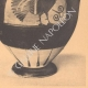 DÉTAILS 06 | Vases grecs - Amphores corinthienne et étrusco-ionienne - VIème Siècle (Italie)