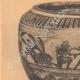 DÉTAILS 01 | Vases grecs - Dinos  - VIème Siècle (Cervetri)