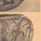 DÉTAILS 04 | Vases grecs - Dinos  - VIème Siècle (Cervetri)