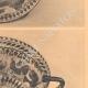 DÉTAILS 04 | Vases grecs - Coupe lacono-cyrénéenne - VIème Siècle