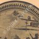 DETAILS 02   Greek vases - Cup - Arcésilas - VIth Century (Vulci)