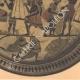 DETAILS 04   Greek vases - Cup - Arcésilas - VIth Century (Vulci)