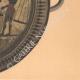 DETAILS 06   Greek vases - Cup - Arcésilas - VIth Century (Vulci)