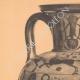 DÉTAILS 01 | Vases grecs - Amphore chalcidienne - Héraclès - VIème Siècle (Vulci)