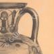 DÉTAILS 03 | Vases grecs - Amphore chalcidienne - Héraclès - VIème Siècle (Vulci)