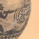 DÉTAILS 04 | Vases grecs - Amphore chalcidienne - Héraclès - VIème Siècle (Vulci)