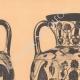 DETAILS 02 | Greek vases - Amphora - Chalcis - VIth Century (Vulci)